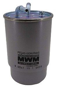 Filtro Combustível S10 Blazer 05/11 2.8 MWM Sprint