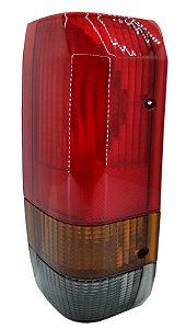 Lanterna Traseira LD F1000 93/98 Fumê Fitam