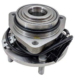 Cubo Roda Dianteiro S10 Blazer 98/11 4x4 c/ ABS IMA