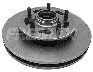 Disco Freio Dianteiro S10 98/11 5 Furos c/ Cubo Fremax