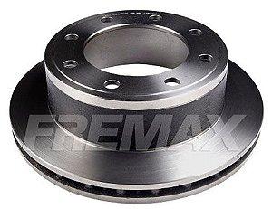 Disco Freio Traseiro F250 98/12 4x2 Fremax