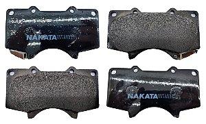 Jogo Pastilhas Freio Dianteiro Toyota Hilux 05/ 15/ Nakata