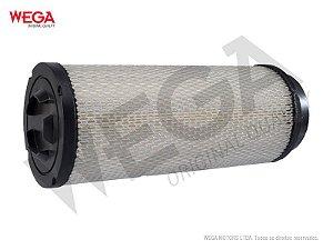 Filtro Ar Motor S10 /11 Kombi 1.4 Wega