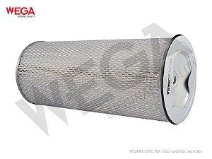 Filtro Ar Motor F1000 F4000 Sapão F250 Cargo Wega