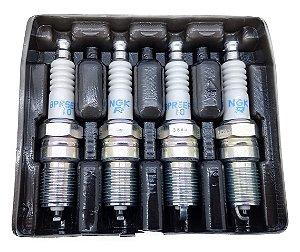 Jogo Velas Ignição Motor Endura 1.0 1.3 Duratec 2.3 NGK2