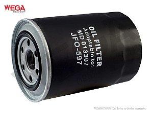 Filtro Óleo Motor L200 00/ 10/ Pajero 92/ 00/ 06/ 12/ Wega