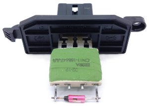 Resistor Regulador Ventilação Interna New Fiesta Focus Ford