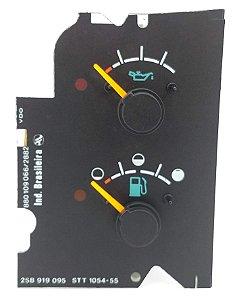 Relógio Combustível/Pressão Óleo F1000 4.9 Gasolina Ford