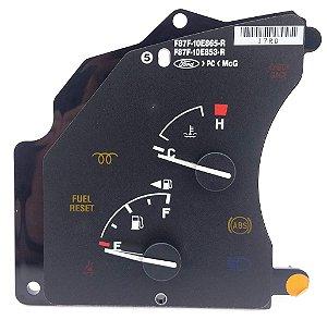 Relógio Combustível/Temperatura Ranger 98/01 Maxion Ford