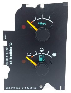 Relógio Pressão Óleo/Combustível F1000 93/98 Ford