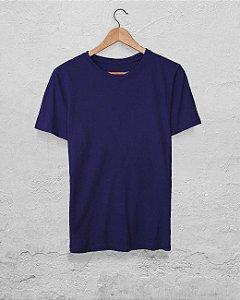 20 Camisetas Azul Marinho - Algodão