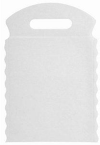 Lixo Car - Branco - 17,5x26
