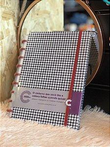 Caderno inteligente Príncipe de Gales médio