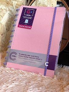 Caderno inteligente Rose G+