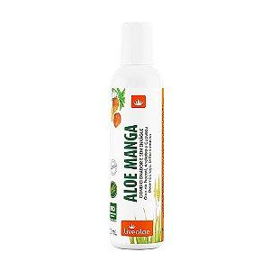 Condicionador e Creme Sem Enxágue Natural Aloe Manga 200ml