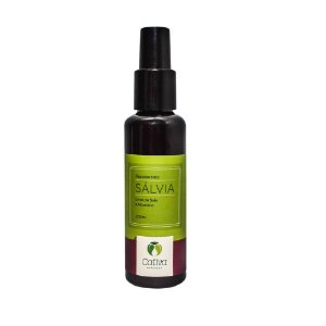 Desodorante Spray Salvia 120 ml Cativa Natureza