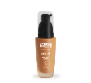 Base Facial Natural Vegano Color Fix nº01 40g Twoone Onetwo