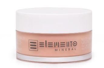 Nude Balm Hidratante Facial Efeito Mate 50g Elemento Minera