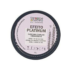 Máscara Capilar Proteção da Cor Efeito Platinum 200g