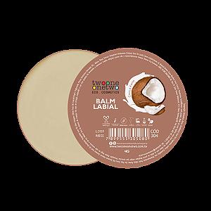 LipBalm Coco e Karite Natural Vegano 4g Twoone Onetwo