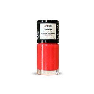 Esmalte Hipoalergenico Vegano Fortalecedor Poppy Red 10ml