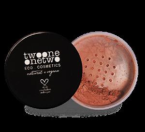 Bronzer Facial Leite de Coco Natural Vegano 9g
