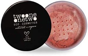 Blush Facial Leite de Coco Natural Vegano Twoone Onetw