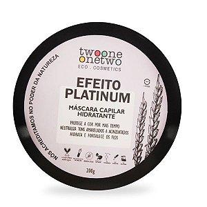 Máscara Efeito Platinum