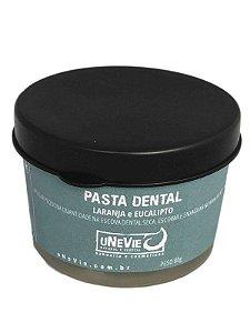 Pasta Dental uNeVie Laranja e Eucalipto uNeVie 80g