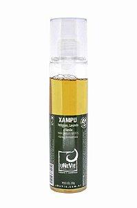 Xampu Líquido Petitgrain, Lavanda/Vanila uNeVie - Cabelos misto