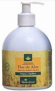 Sabonete Líquido Flor de Aloe
