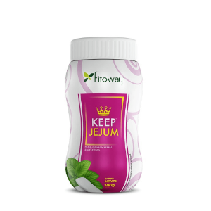 Chá Keep Jejum Fitoway - Sabor Menta - 100g