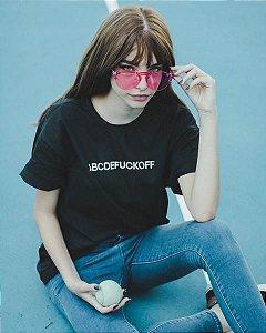 Camiseta ABC