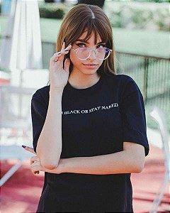 Camiseta NAKED