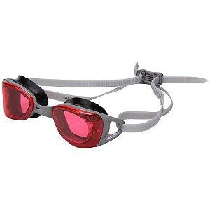 21fe11232 Óculos De Natação Speedo Hi-Tech Vermelho