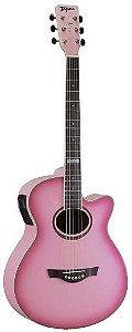 Violão Tagima Dallas Pink