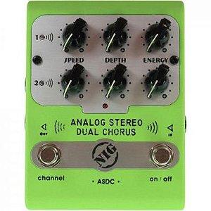 Pedal Nig Analog Stereo Dual Chorus