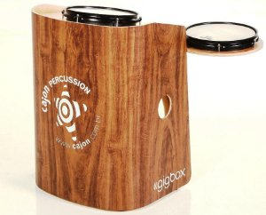 Gig Box Cajon Percussion Imbuia