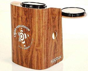 Gig Box Cajon Percussion Imbuia