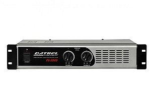 Amplificador Datrel PA 3000