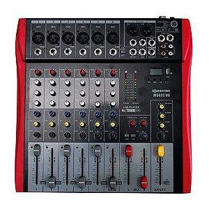 Mesa Soundvoice MS 602 UX  de 6 canais