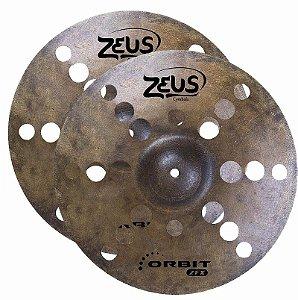 Prato Zeus Orbit ZOHH12 12'' Furado