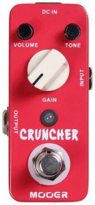 Pedal Mooer Cruncher Distortion