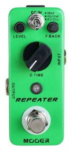 Pedal Mooer Repeater