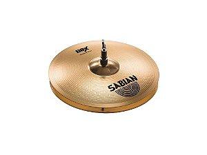 Prato Sabian Hi Hat B8 13''