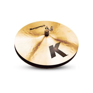 "Prato Zildjian Mastersound Hi Hat K Série 13"""