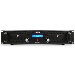 Amplificador Novik Neo NK 2500