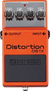 Pedal boss Distortion DS-1X