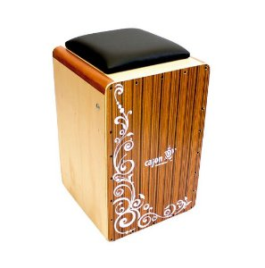 Cajon  Royal Reto Cajon Percussion  CR 103 E