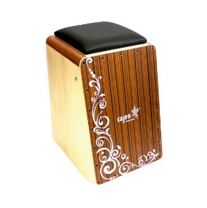 Cajon Inclinado Royal Cajon Percussion CR 211E